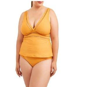Time and Tru Ladder Trim 2pc Bikini Swimsuit
